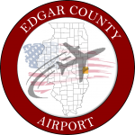 Edgar-County-Airport-Logo
